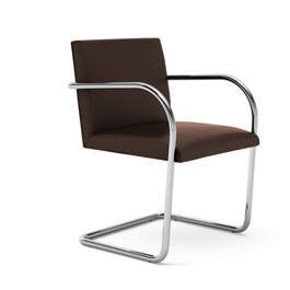 Lista Office - Knoll - Brno Chair Tubular